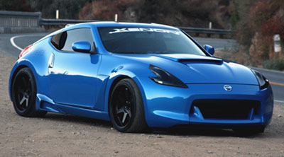 Motorsport Quarter Window Scoop Kit 09 18 370z Coupe The Z Store