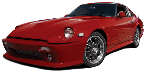 Motorsport Full Body Kits The Z Store Nissan Datsun 240z 260z