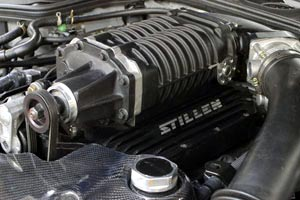 Motorsport Stillen Supercharger Kit 03 04 350z The Z