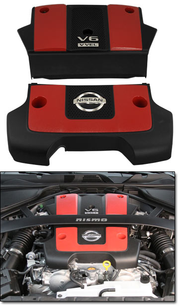 Motorsport! NISMO Engine Cover Kit, 09-19 370Z - The Z ...