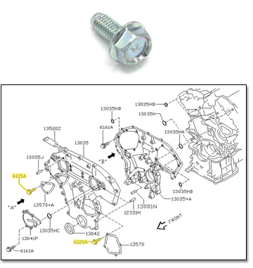 [SCHEMATICS_4PO]  Motorsport! Factory Timing Tensioner & Water Pump Inspection Cover Bolt, 03-06  350Z - The Z Store! Nissan-Datsun 240Z 260Z 280Z 280ZX 300ZX ( Z31 Z32 )  350Z 370Z Parts | 03 350z Engine Electrical Parts Diagram |  | The Z Store