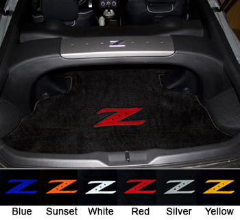 "Motorsport! Extreme ""Z"" Color Logo Rear Cargo Mats, 03-08 ..."