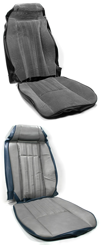Motorsport Upholstery Kit High Back Seats 79 83 280zx