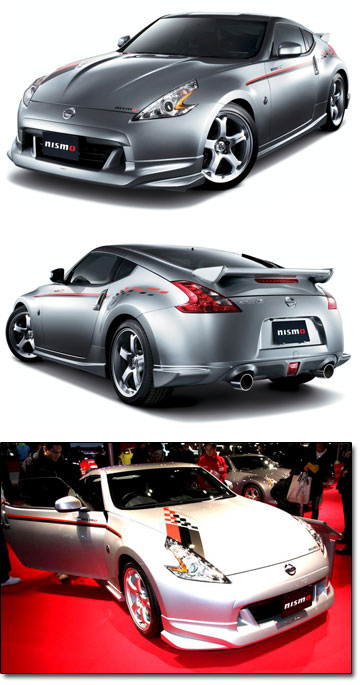 Motorsport! NISMO Graphics Kit, Red/Black/Silver, 09-20 ...